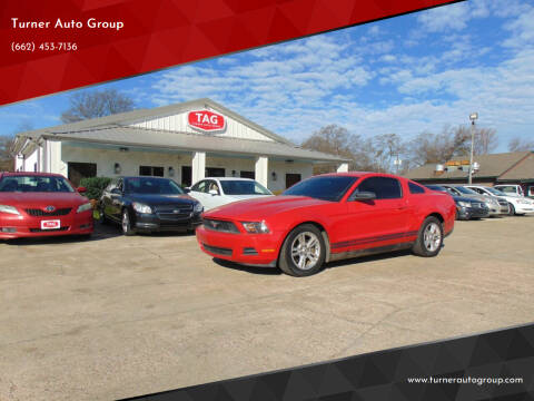 2010 Ford Mustang for sale at Turner Auto Group in Greenwood MS