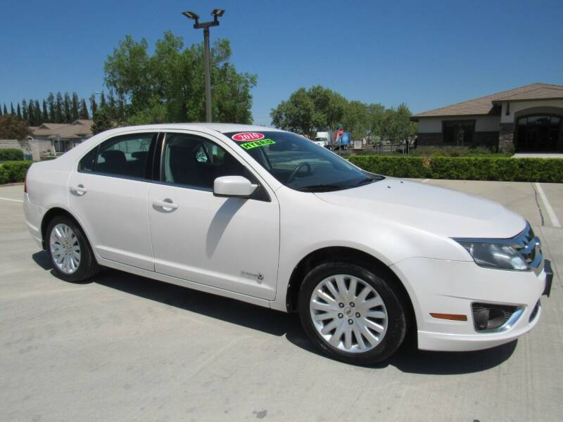 2010 Ford Fusion Hybrid for sale at Repeat Auto Sales Inc. in Manteca CA