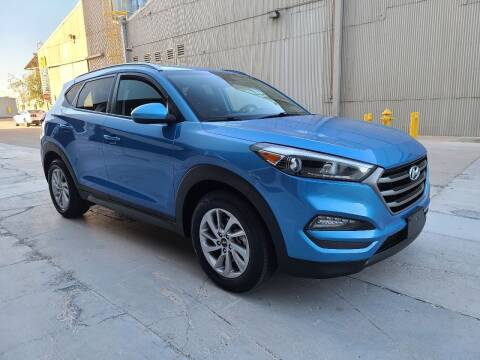 2016 Hyundai Tucson for sale at NEW UNION FLEET SERVICES LLC in Goodyear AZ