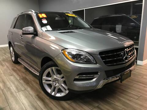 2014 Mercedes-Benz M-Class for sale at Golden State Auto Inc. in Rancho Cordova CA