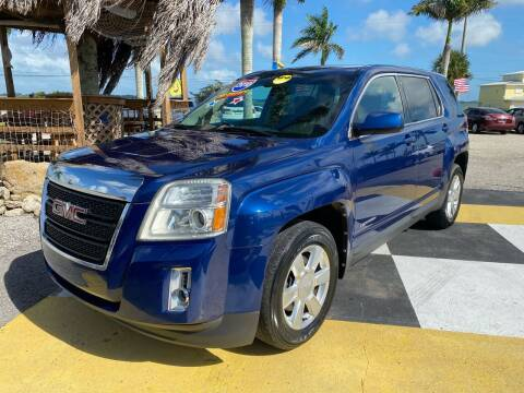2010 GMC Terrain for sale at D&S Auto Sales, Inc in Melbourne FL