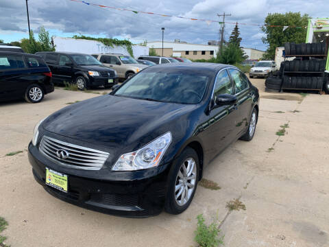 2007 Infiniti G35 for sale at Super Trooper Motors in Madison WI