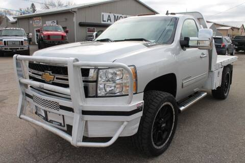 2011 Chevrolet Silverado 2500HD for sale at LA MOTORSPORTS in Windom MN