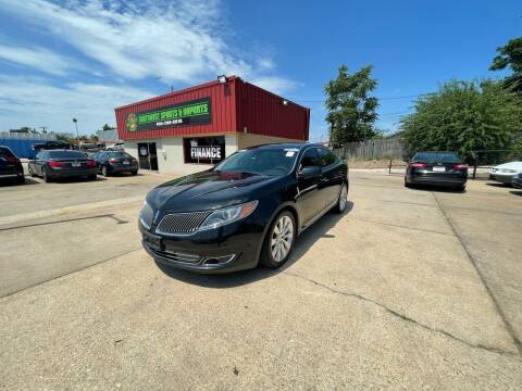 2013 Lincoln MKS for sale at Southwest Sports & Imports in Oklahoma City OK