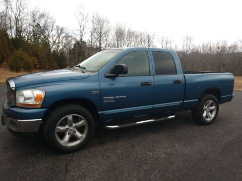 2006 Dodge Ram Pickup 1500 for sale at CARS PLUS in Fayetteville TN