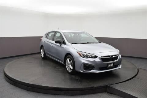 2018 Subaru Impreza for sale at M & I Imports in Highland Park IL