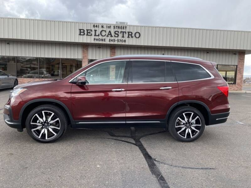 2020 Honda Pilot for sale at Belcastro Motors in Grand Junction CO