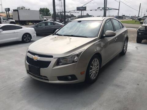 2014 Chevrolet Cruze for sale at Advance Auto Wholesale in Pensacola FL