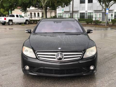 2008 Mercedes-Benz CL-Class for sale at Carlando in Lakeland FL