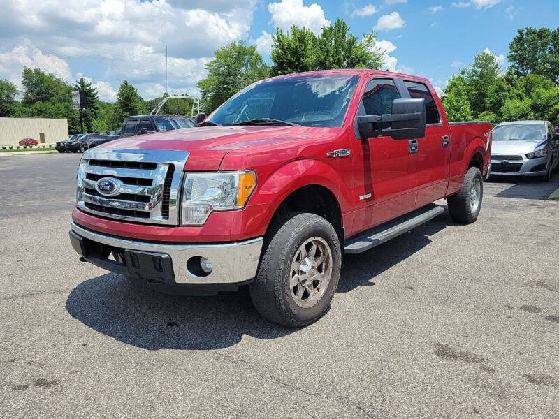 2011 Ford F-150 for sale at Cruisin' Auto Sales in Madison IN