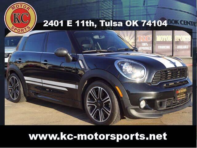 2014 MINI Countryman for sale at KC MOTORSPORTS in Tulsa OK
