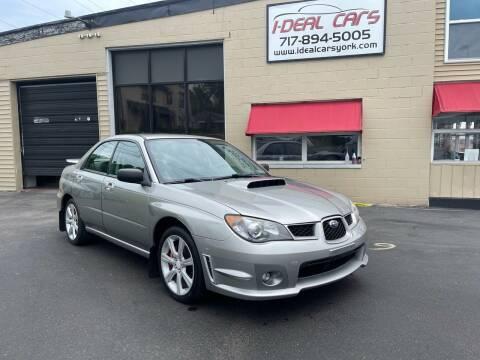 2006 Subaru Impreza for sale at I-Deal Cars LLC in York PA