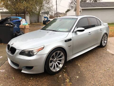 2006 BMW M5 for sale at Specialty Auto Wholesalers Inc in Eden Prairie MN