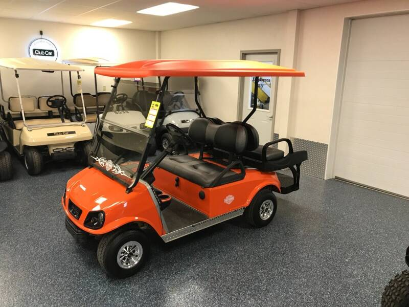 2006 Club Car DS for sale at Jim's Golf Cars & Utility Vehicles - DePere Lot in Depere WI
