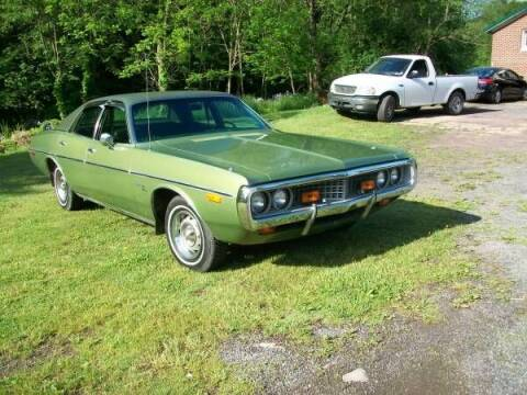 1972 Dodge Coronet for sale at Classic Car Deals in Cadillac MI