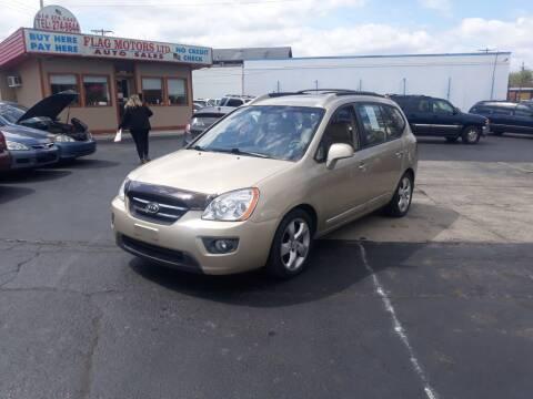 2007 Kia Rondo for sale at Flag Motors in Columbus OH