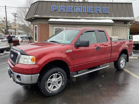 2008 Ford F-150 for sale at Premiere Auto Sales in Washington PA