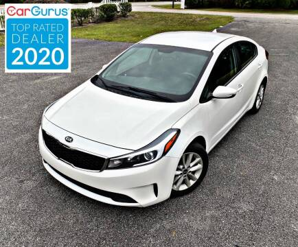 2017 Kia Forte for sale at Brothers Auto Sales of Conway in Conway SC