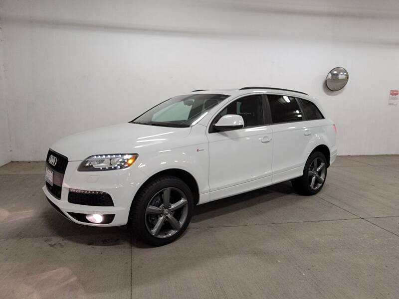2015 Audi Q7 for sale at Painlessautos.com in Bellevue WA