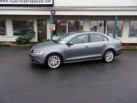2011 Volkswagen Jetta for sale at PJ's Auto Center in Salem OR