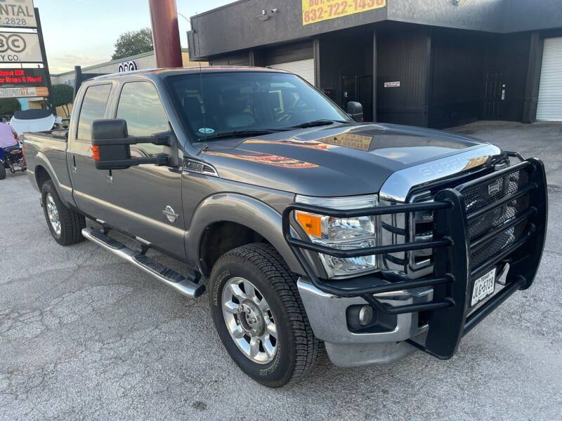 2012 Ford F-250 Super Duty for sale at Austin Direct Auto Sales in Austin TX