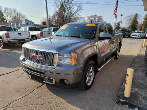 2013 GMC Sierra 1500 for sale at Clare Auto Sales, Inc. in Clare MI