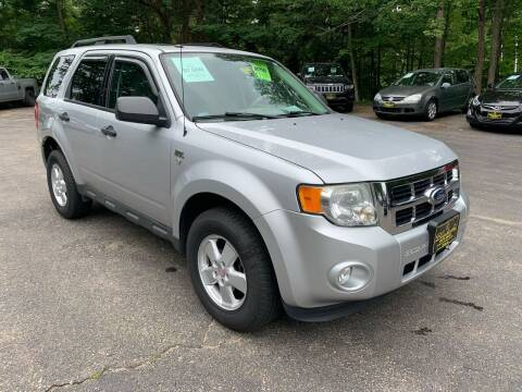 2012 Ford Escape for sale at Bladecki Auto LLC in Belmont NH