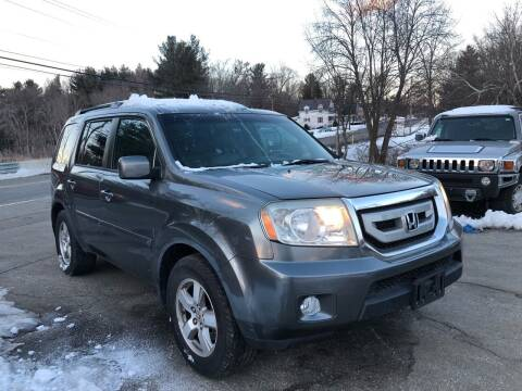 2009 Honda Pilot for sale at Royal Crest Motors in Haverhill MA