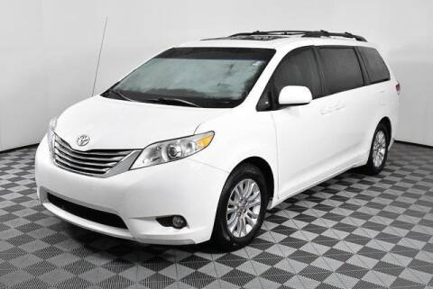 2011 Toyota Sienna for sale at CU Carfinders in Norcross GA