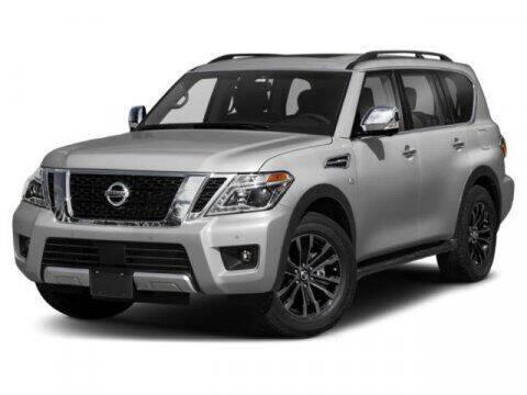 2019 Nissan Armada for sale at BEAMAN TOYOTA in Nashville TN