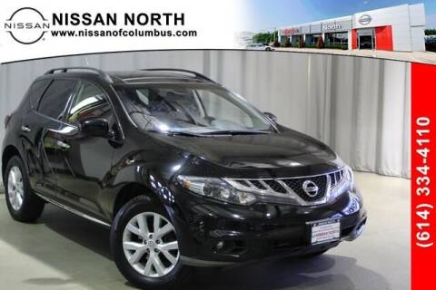 2014 Nissan Murano for sale at Auto Center of Columbus in Columbus OH
