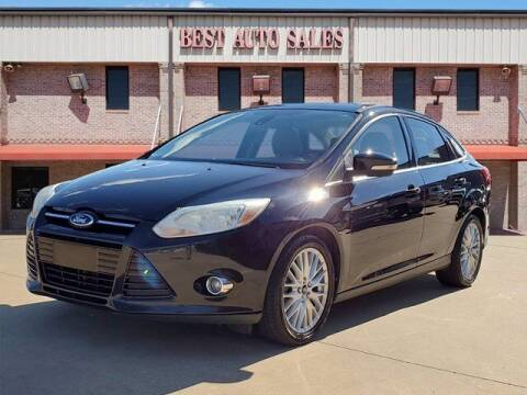 2012 Ford Focus for sale at Best Auto Sales LLC in Auburn AL
