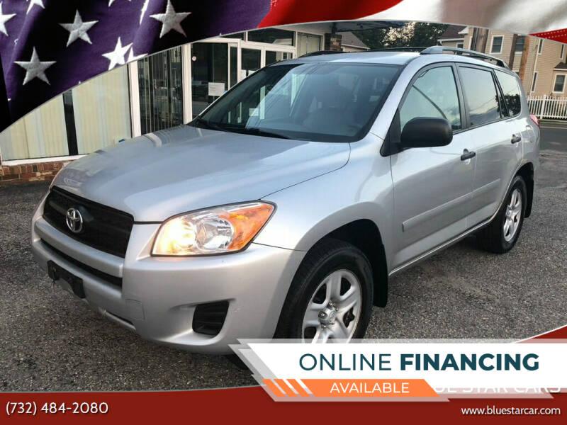 2012 Toyota RAV4 for sale at Blue Star Cars in Jamesburg NJ