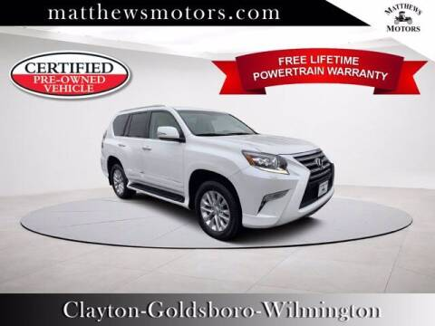 2019 Lexus GX 460 for sale at Auto Finance of Raleigh in Raleigh NC