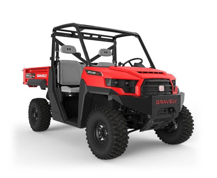 2020 GRAVELY ATLAS JSV 3400SD for sale at Wheel - N - Deal Auto Sales Inc in Fairbury NE