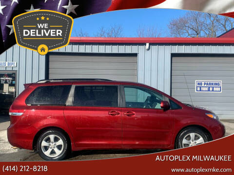 2011 Toyota Sienna for sale at Autoplex 3 in Milwaukee WI