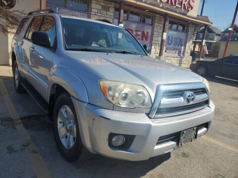 2006 Toyota 4Runner for sale at USA Auto Brokers in Houston TX