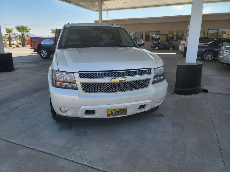 2010 Chevrolet Suburban for sale at Carzz Motor Sports in Fountain Hills AZ