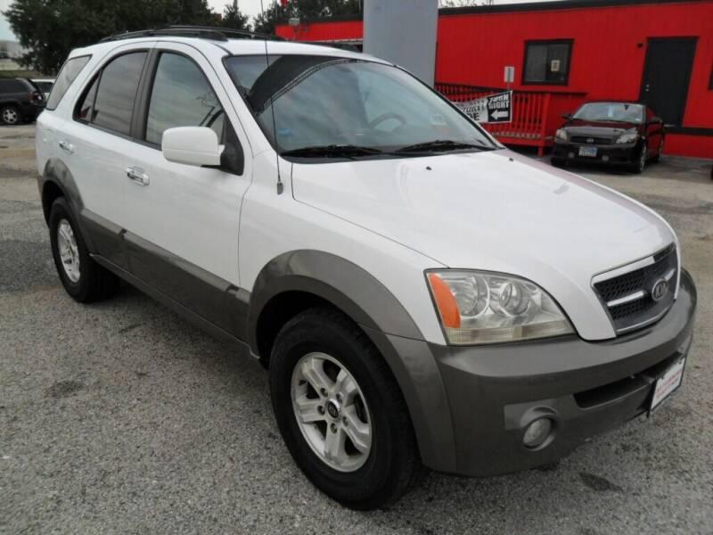 2005 Kia Sorento EX 4dr SUV - Houston TX