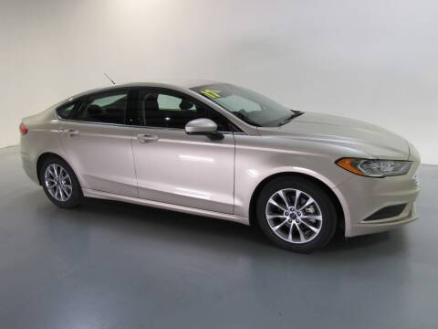 2017 Ford Fusion for sale at Salinausedcars.com in Salina KS