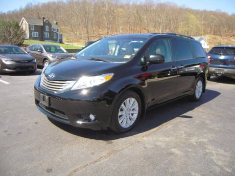 2013 Toyota Sienna for sale at 1-2-3 AUTO SALES, LLC in Branchville NJ