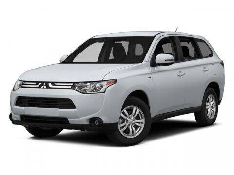 2014 Mitsubishi Outlander for sale at Automart 150 in Council Bluffs IA