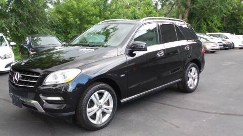 2012 Mercedes-Benz M-Class for sale at JBR Auto Sales in Albany NY