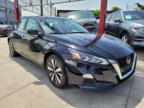 2021 Nissan Altima for sale at LIBERTY AUTOLAND INC - LIBERTY AUTOLAND II INC in Queens Villiage NY