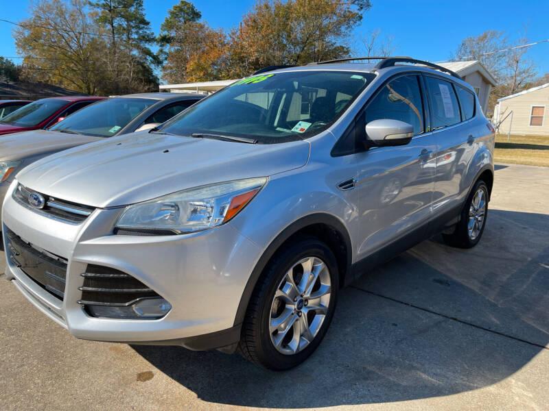 2013 Ford Escape for sale at Platinum Plus Auto Sales in West Monroe LA