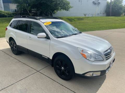 2012 Subaru Outback for sale at Best Buy Auto Mart in Lexington KY