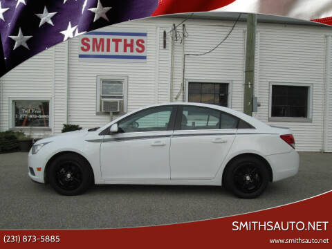 2014 Chevrolet Cruze for sale at SmithsAuto.net in Hart MI