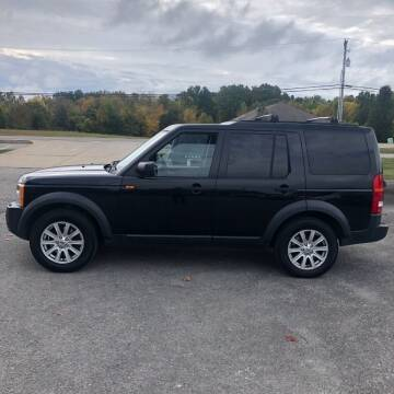 2008 Land Rover LR3 for sale at Platinum Motor Sports in La Grange KY