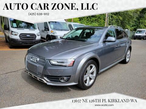 2016 Audi Allroad for sale at Auto Car Zone, LLC in Kirkland WA