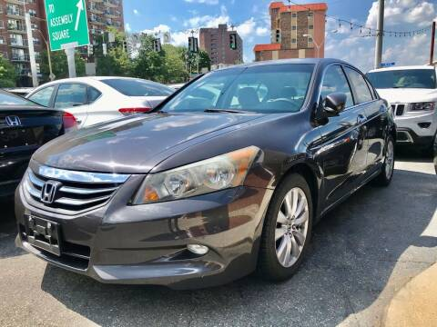 2011 Honda Accord for sale at Real Auto Shop Inc. in Somerville MA